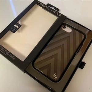 Kendall + Kylie apple iPhone 8/7/6s/6 Case.